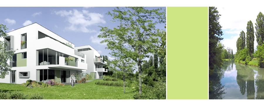 traumhafte garten balkon und penthouse wohnungen remsblick sch ner wohnen in waiblingen. Black Bedroom Furniture Sets. Home Design Ideas